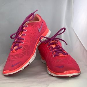 Nike Free TR fit 3 5.0 Women's 8 Running Shoes